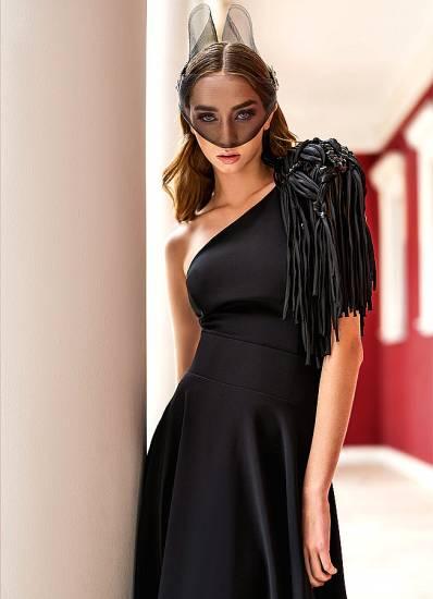 Design by Nikos - βραδυνα φορεματα winter 2020