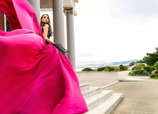 Design by Nikos - βραδυνο φόρεμα θεσσαλονικη winter 2020